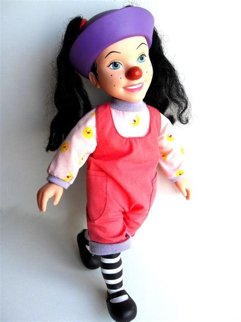 lunette big comfy couch costume loonette the clown doll nostalgia pinterest clowns