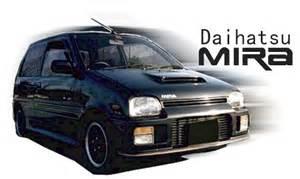 Daihatsu Mira L200 Turbozine