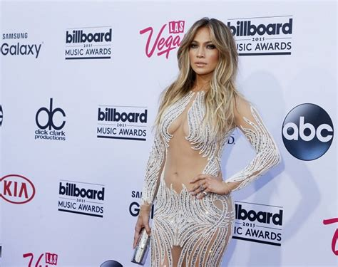 Even Jlos Hospital Gowns To Be Couture 2 by Lands At The Billboard Awards 2015