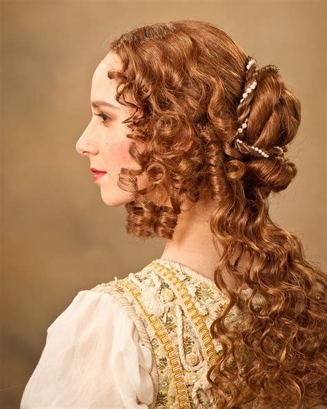 renaissance hairstyles images renaissance hairstyle hair and makeup pinterest