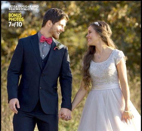 ben seewald and jessa duggar wedding 224 best jessa duggar ben seewald wedding 11 1 14 images