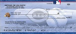Uc Background Check Order Cincinnati Reds Checks Mlb Baseball Check Designs