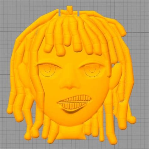 lil pump necklace free 3d printer designs lil pump s necklace from the quot i