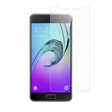 Samsung A3 2016 Baru New Tempered Glass Clear Screen Guard Kaca Kuat dayspirit tempered glass screen protector for samsung galaxy a3 2016 free shipping dealextreme