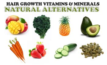 vitamins and minerals to stop hair loss natural fitness tips a z of hair growth vitamins and their natural alternatives