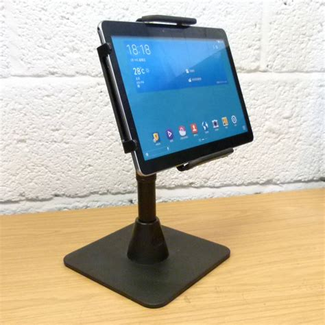 Counter Top Desk Tablet Stand Holder For Samsung Galaxy Tablet Stand For Desk
