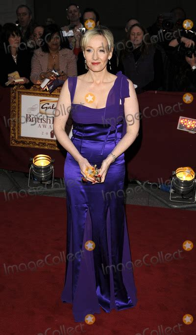 The Galaxy Book Awards by Photos And Pictures Uk J K Rowling At The