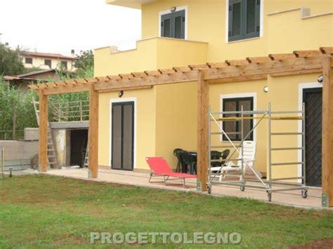 Progetto Pergolato In Legno by Pergolato In Legno Lamellare Pomezia Roma Progetto