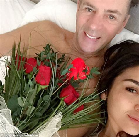bed selfies duncan bannatyne celebrates valentine s day with selfies