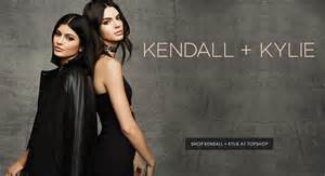 Kendall and kylie ready to party topshop