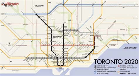 printable maps toronto toronto subway and rt maps free printable maps
