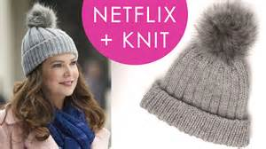 Craft For Home Decor how to knit a gilmore girls hat studio knit