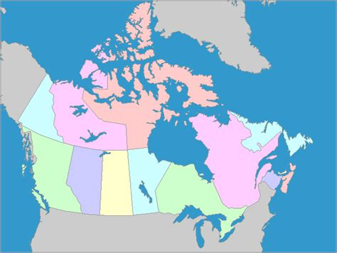 canada map with names interactive map of canada scroll for province name