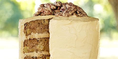 apple cinnamon layer cake  salted caramel