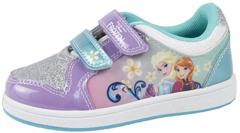 7 Shoes For Teenagers by Frozen Elsa Olaf Glitter Trainers Character Sports