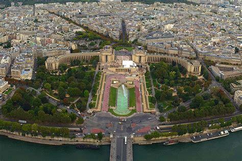 giardini parigi giardini trocadero scopri cosa visitare all interno