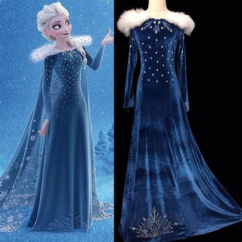 Elsa Dress 2 by R998 Olaf S Frozen Adventure Elsa Dress