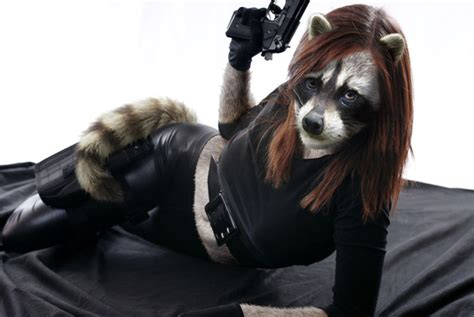 raccoon thief  pythos cheetah  deviantart