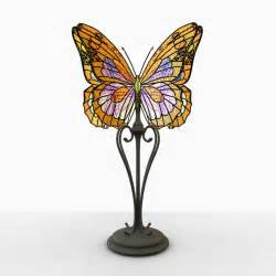 Zebra Bedroom Decor Use Stained Glass Butterfly Lamp To Lit Your Home