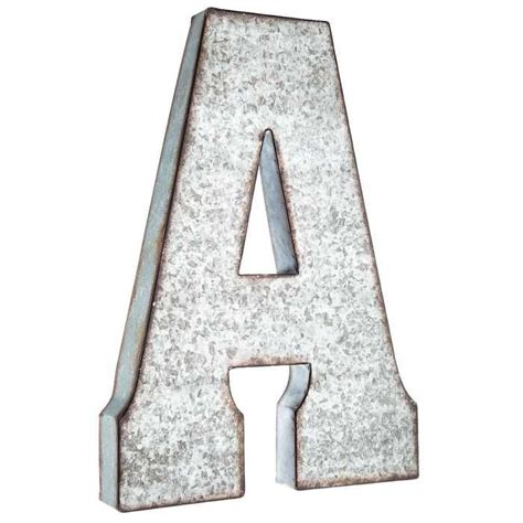 up letter with hobby lobby hobby lobby large galvanized metal letter miscellaneous