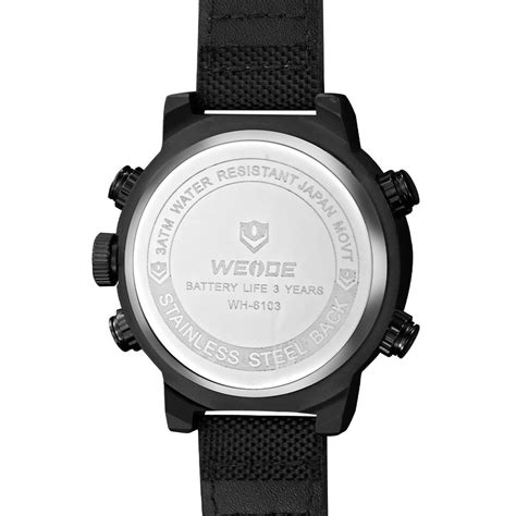 weide wh6103b 1c digital branded watches for