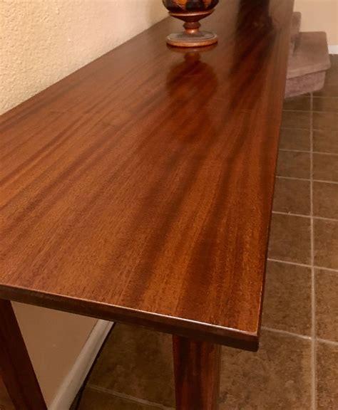 sapele wood table top decoration jacques garcia