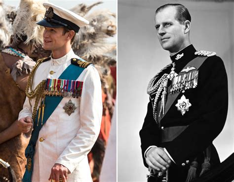 actor george vi the crown matt smith as prince philip the cast of the crown vs the