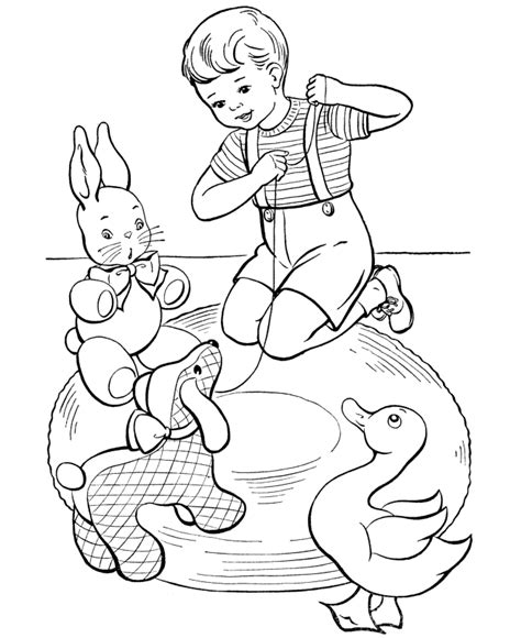 duck rabbit coloring page stuffed toy coloring pages stuffed dog rabbit and duck