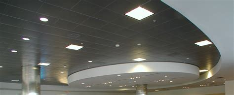 Ceiling Noise by The Advantages Of Acoustic Ceilings Installed