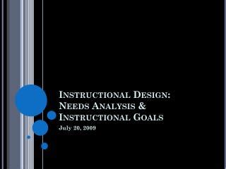 instructional design using powerpoint ppt instructional design powerpoint presentation id 236047