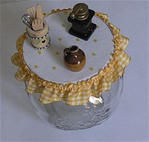 decorare i tappi dei barattoli come decorare i barattoli per alimenti arte del ricamo
