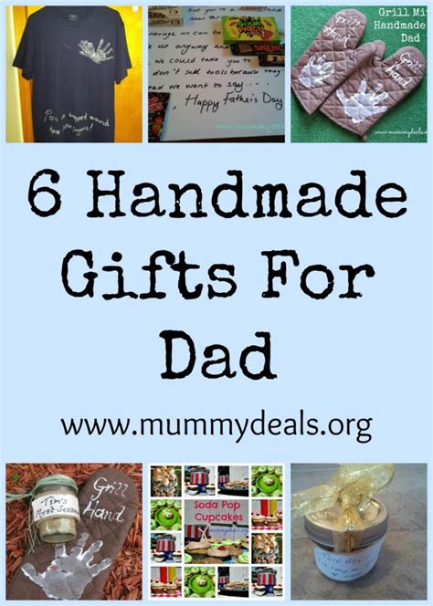 Handmade Presents For - 6 handmade gifts for handmade for mummy deals
