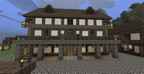 Home Design 3d Update by Huge Medieval Town Minecraft Project