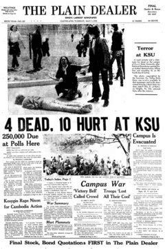 Kent State: Coming of age 40 years after May 4, 1970
