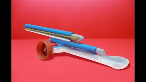 How To Make A Paper Cannon - building a paper cannon paper cannon easy firecracker
