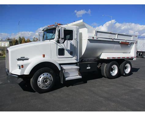 heavy duty kenworth trucks for sale 1990 kenworth t800 heavy duty dump truck for sale 647 000