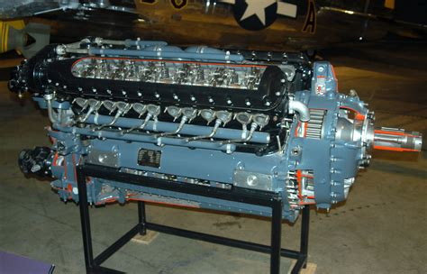 Allison V-1710 > National Museum of the US Air Force ... K 1710