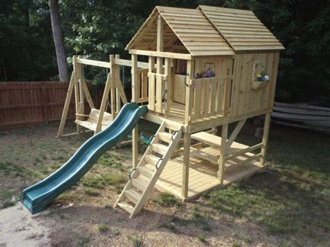 big backyard bayberry ready to assemble wooden playhouse triyae com big backyard bayberry playhouse various