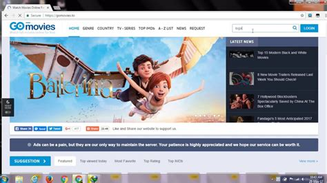 Or Gomovies How To From Gomovies Into Any Laptop Or Pc