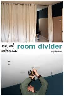 Room ider from ikea curtain panels and a ceiling mount curtain rod