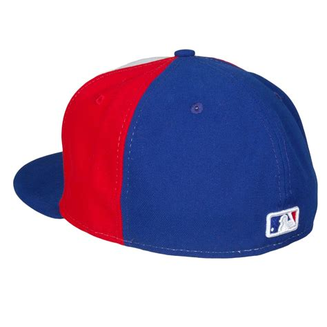 montreal expos cooperstown fitted mlb baseball cap