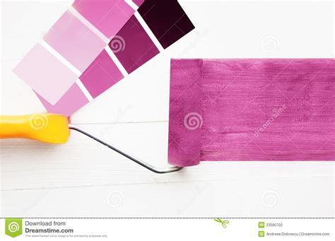 roller paint stock photography image 23580702