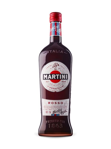 Martini Rossi Sweet Vermouth Red Lcbo