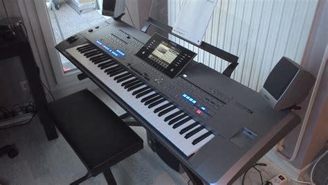 Keyboard Yamaha Tyros 5 yamaha tyros 5 76 image 1137073 audiofanzine