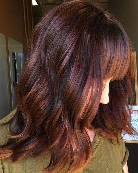 auburn the color best 25 auburn hair color ideas on