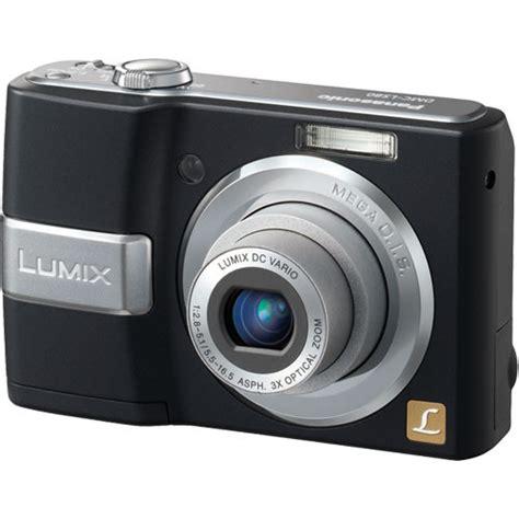Kamera Digital Panasonic Lumix Dmc Ls80 panasonic lumix dmc ls80 digital black dmc ls80k b h