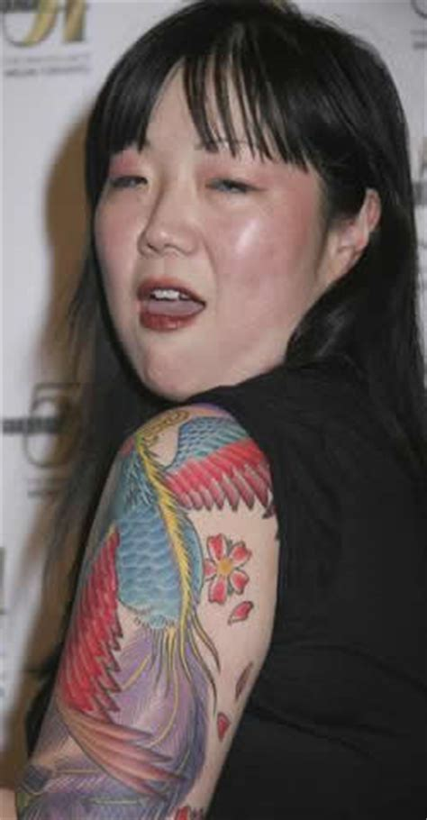 margaret cho tattoos margaret cho pics photos pictures of tattoos