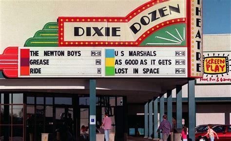 dixie dozen theatre  louisville ky cinema treasures
