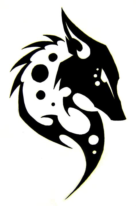 tribal tattoo logo 9 stunning tribal fox tattoos only tribal