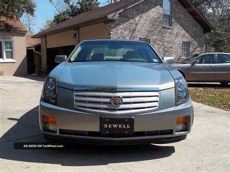 2007 Cadillac Cts Base by 2007 Cadillac Cts Base Sedan 4 Door 3 6l